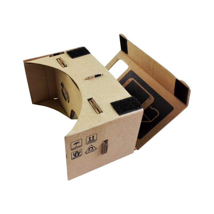 Google Cardboard 3D Virtual Reality Goggles Oculus Rift