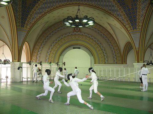 Honvéd Fencing Club, Budapest