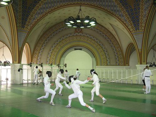 17 Best Images About Fencing On Pinterest Spanish