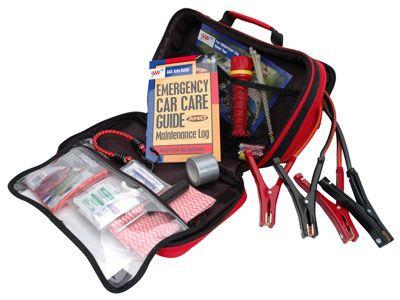 AAA Emergency Roadside Car Kit: The Ultimate Road Kit