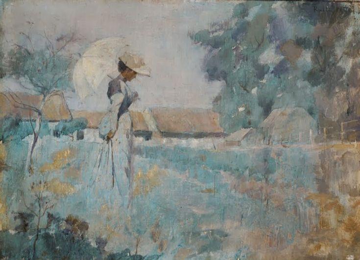 Κυρία στην εξοχή (1893)