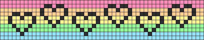 Alpha Pattern #20365 Preview added by diyrainbow