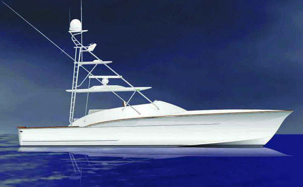 2019 Ritchie Howell Custom Carolina Express Power boat for