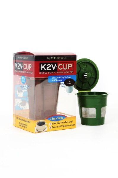 K2V-Cup Reusable Filter Keurig vue-cups. MUST FIND THESE!!!