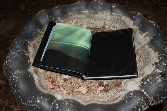 iPad 2 Cover made from a Real Book  Black  Free by ReAuthored, $59.00