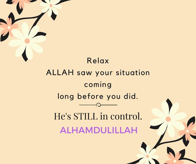 30 best alhamdulillah quotes images on pinterest alhamdulillah and allah saw your situation coming long before you did hes still in control alhamdulillah thecheapjerseys Image collections
