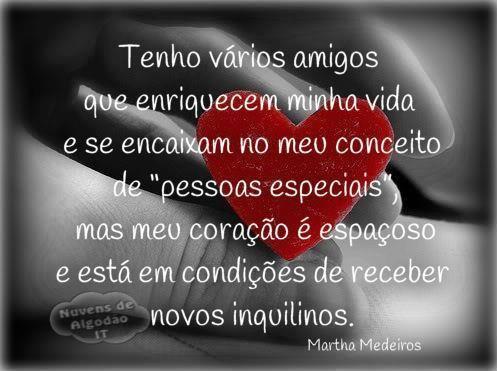 """..mudança de atitudes. Serenidade p/ se observar é muito importante. A vida pode ser melhor e vc se tornará + feliz se, no momento certo, aprender a se posicionar. """".... Não podemos esperar resultados diferentes, qdo não mudamos d atitudes. As respostas + felizes p/ a vida dependem de atitudes + tranquilas e amorosas d nossa parte"""". (Maria Silvia Orlovas) = http://somostodosum.ig.com.br/clube/artigos.asp?id=29446"""