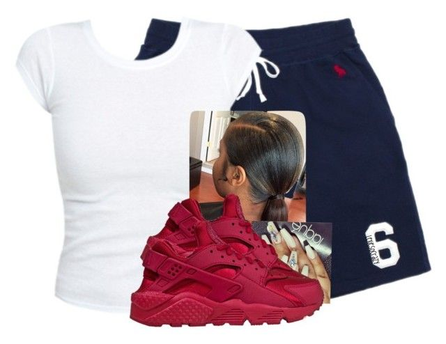 """""""Studio"""" by lexiesocrazy ❤ liked on Polyvore featuring October's Very Own, Knomo and NIKE"""