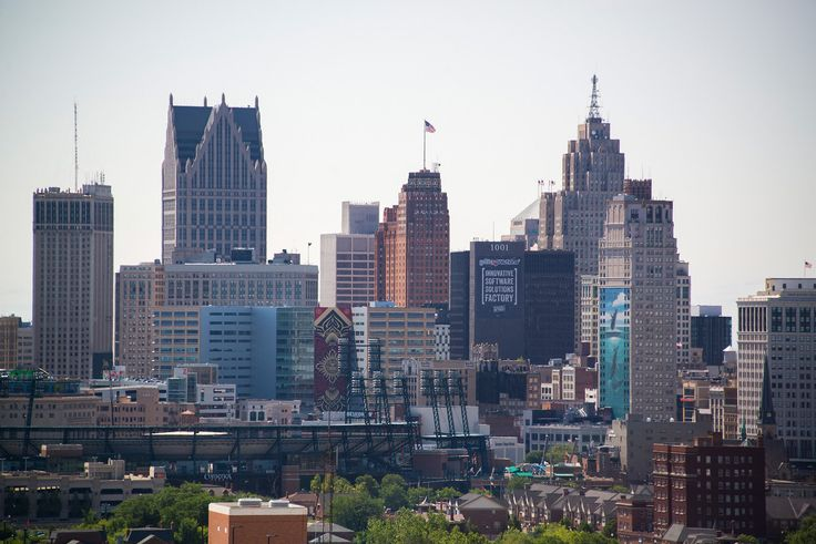 Photo of the Day for July 24, 2015: Happy birthday, Detroit! | by Wayne State University