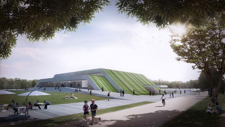 Complejo Deportivo en Budapest / MACA Estudio + Virai Arquitectos