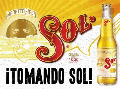 Sol Beer Google Search Mexican Design Pinterest