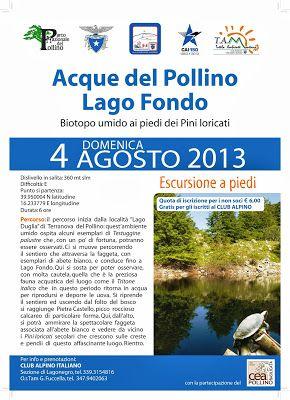 escursione a Lago Duglia nel Parco Nazionale del Pollino