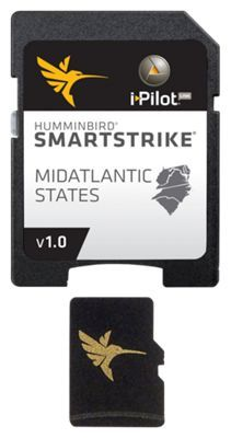 Humminbird SmartStrike Map Card - Mid-Atlantic States V1