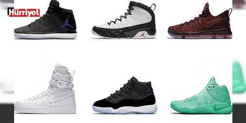 Bu ayakkabılar basketbol tarihine damga vurdu! : Nike 12 Soles ile basketbolun geçmişi bugünü ve geleceğini tanımlayan bir siluet koleksiyonuyla oyun üzerindeki geniş kapsamlı etkisini kutluyor.  http://www.haberdex.com/spor/Bu-ayakkabilar-basketbol-tarihine-damga-vurdu-/87338?kaynak=feeds #Spor   #oyun #koleksiyonuyla #siluet #üzerin #geniş