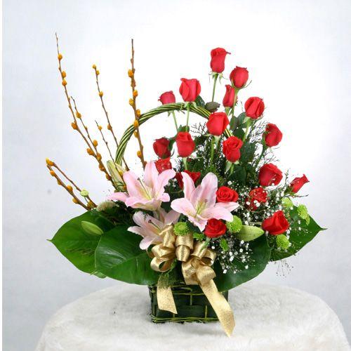 flower arrangements (5)