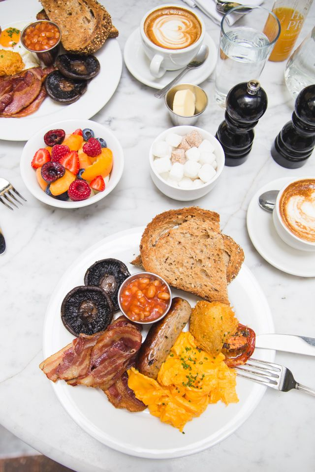 Breakfast at The Hoxton Grill is a must if you're staying at the hotel.