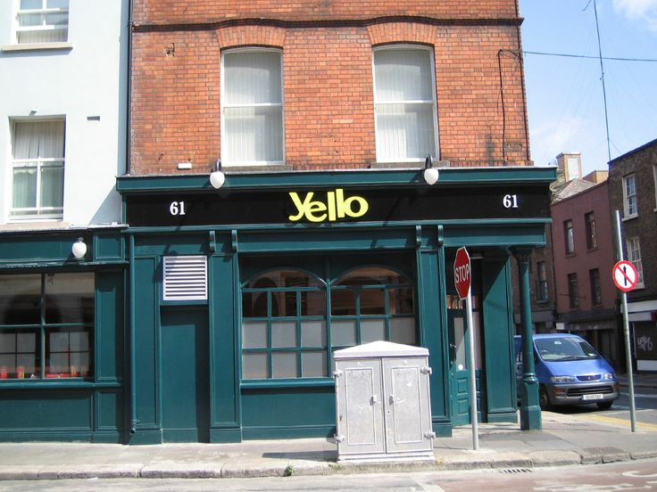 Yello Pub on Capel Street