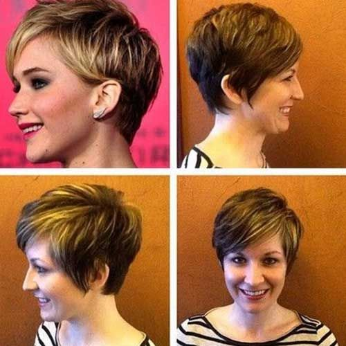 20  Ladies Short Haircuts