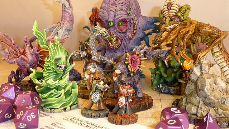 Bringing Lovecraft to Life in Pathfinder – Game Design with Sandy Petersen