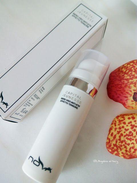 @novakosmetica_  - Cosmetici Bio Naturali e Vegan | L'Angolino di Mary - Siero Viso anti-età effetto tensore