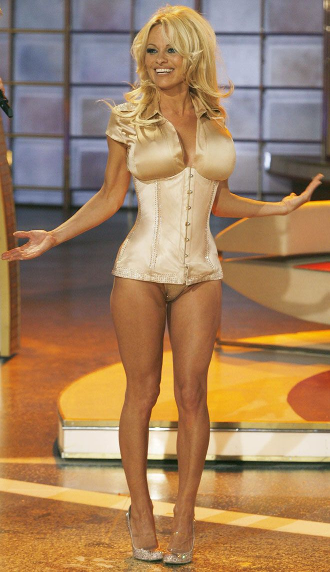 Pamela anderson with dick inside her vagina