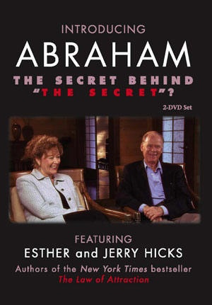 Great DVD featuring Abraham and Jerry and Esther Hicks.