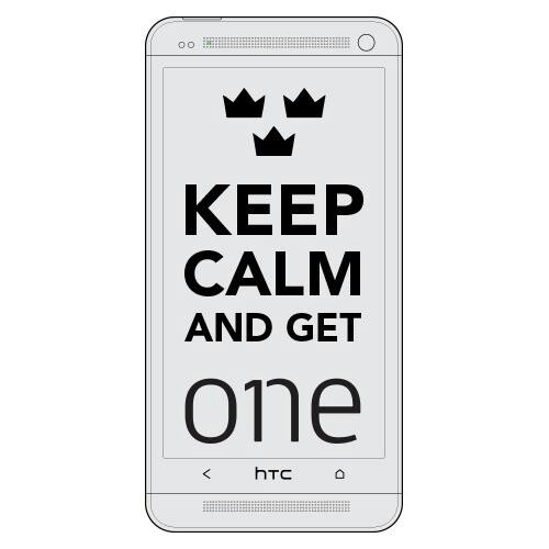 #HTCOne and only.