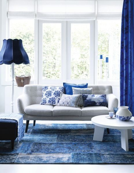 Slaapkamer Ideeen Blauw : Blauw oranje slaapkamers op slaapkamer