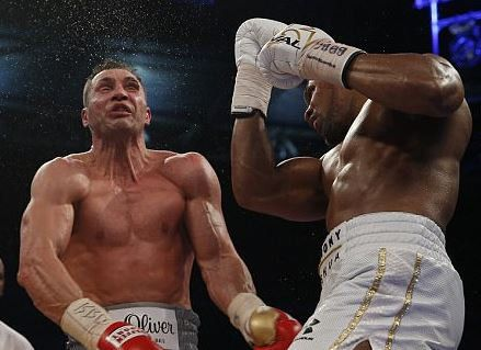 Anthony Joshua Vs Vladimir Klitschko Rematch Has Been Scheduled (See Date And Venue)