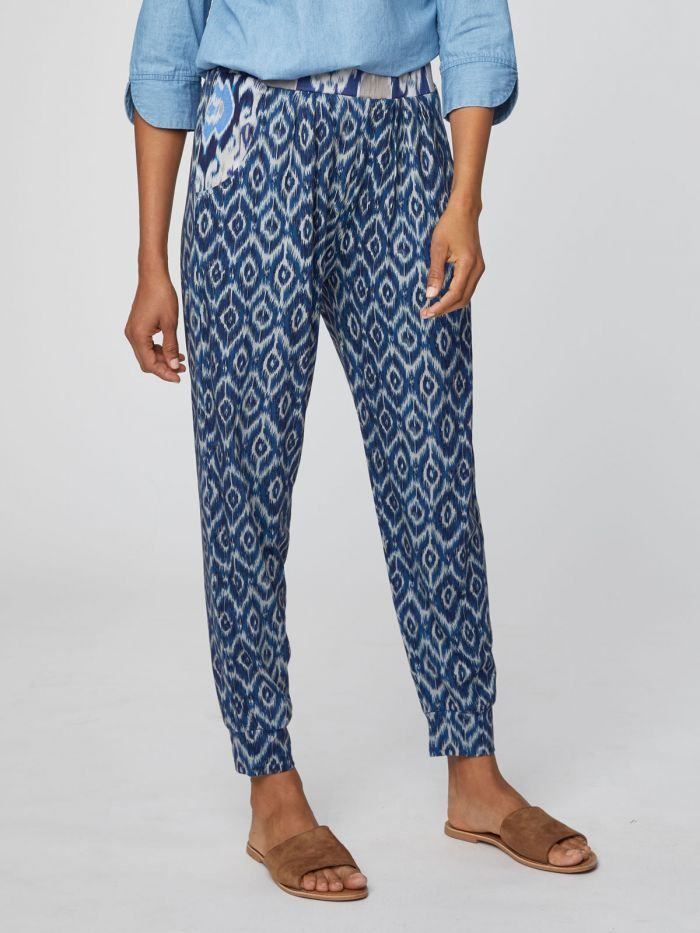 291062ffdc Polynesia Bamboo Trousers in 2019 | The Ethical Edit | Trousers, Printed  trousers, Harem pants