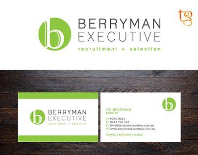 "Check out new work on my @Behance portfolio: ""Berryman Executive Identity"" http://on.be.net/1MPKuxo"