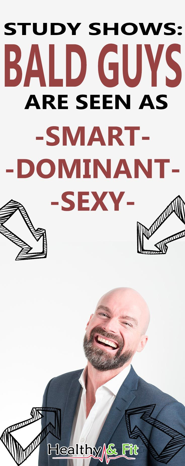 Bald Guys Are The New Sexy Trand