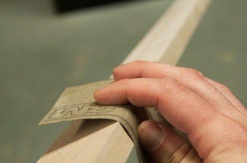 Sanding Wood for beginners!