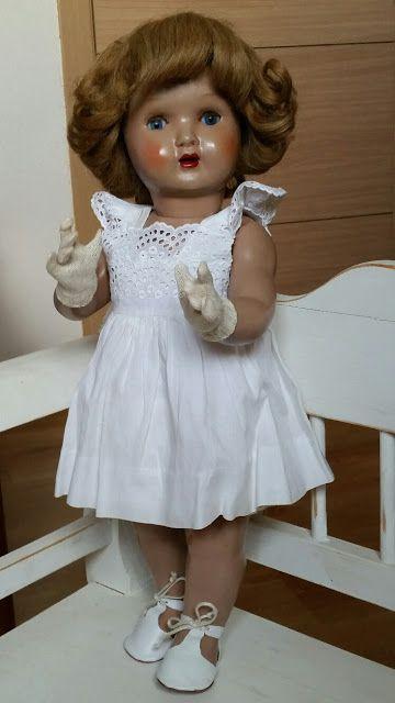 Yo colecciono muñecas ¿ Y tu ?: La hermana gemela de Mariquita