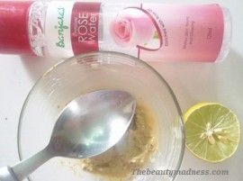 4 Lemon Face Masks for Pimples, Acne Scars, Dark Marks & Fairness - thebeautymadness
