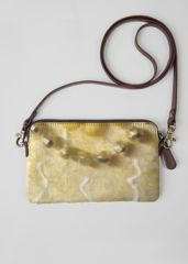 white yellow bag: What a beautiful product!
