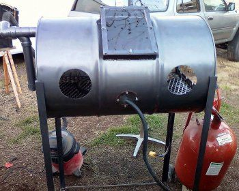 Miller - Welding Projects - Idea Gallery - Sandblasting Cabinet
