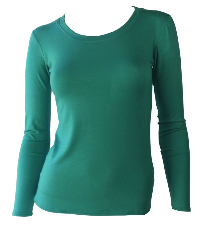 Simple and comfortable luxury bamboo top. Made in UK | Under £30 | http://www.madecloser.co.uk/Luxury-bamboo-top?filter_name=bamboo