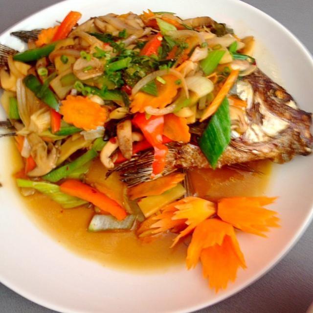 レシピとお料理がひらめくSnapDish - 11件のもぐもぐ - Grilled fish by Generaal