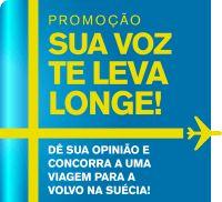 """Promoção """"Sua Voz Te Leva Longe"""""""