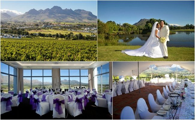 13 Hotel Wedding Venues in Cape Town | Confetti Daydreams - HOTEL WEDDING VENUES IN THE WINELANDS: Learn all about the Protea Hotel Stellenbosch Wedding Venue ♥  ♥  ♥ LIKE US ON FB: www.facebook.com/confettidaydreams  ♥  ♥  ♥ #Wedding #Venues #Hotel