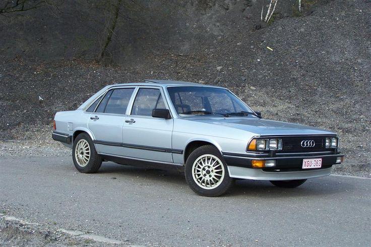1989 Audi 200 5 cylinder Turbo
