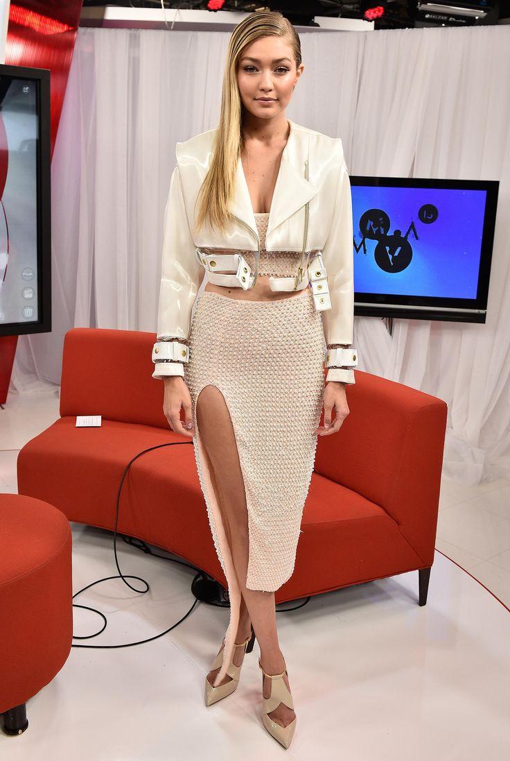Gigi Hadid bei den Much Music Video Awards
