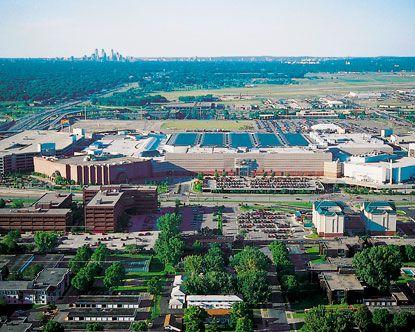 Minneapolis Suburb Rings