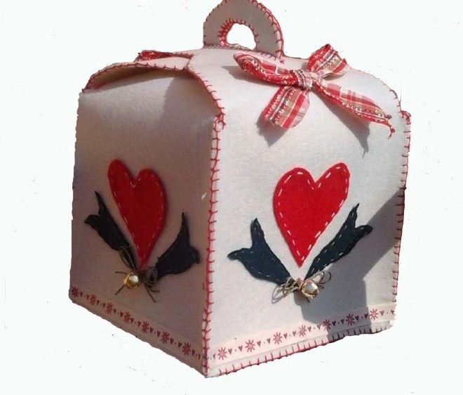 Bag for Cake - Porta Panettone 101 Pattycrea