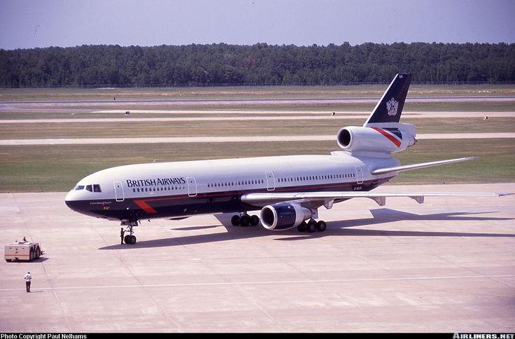 McDonnell Douglas DC-10-30 - British Airways | Aviation Photo #0346111 | Airliners.net