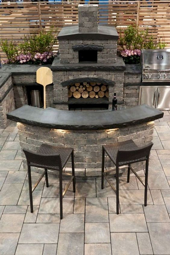 diy easy ideas kitchen outdoor tutorial diy outdoor deck kitchen diy stone c in 2020 on outdoor kitchen easy id=48412