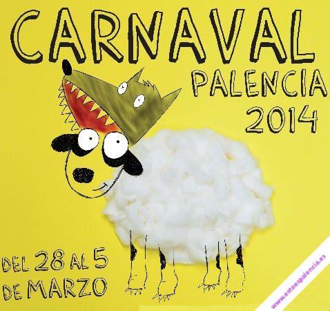 Carnavales 2014  Palencia