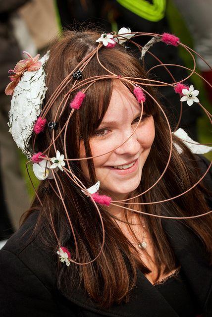 Fleuramour. Hat day