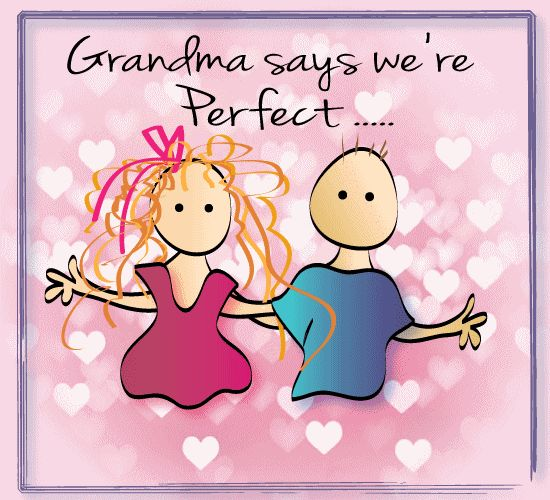 Want A Sweet But Funny Card To Send Grandma On Her Birthday Wish Happybirthday With This Ecard